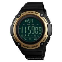 SKMEI 1347 Sleeping Monitor Multifunction Waterproof Digital Sport Smart Watch for Men
