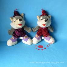 Gefüllte Tier Kleidung Maus Spielzeug