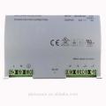 Alimentation électrique industrielle de rail DIN de puits MOYEN 240W 24V avec les certificats de la CE UL cUL CB DRP-240-24