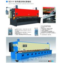 QC11Y/K CNC Hydraulic Guillotine Plate Shearing Machine, Steel Cutting Machine