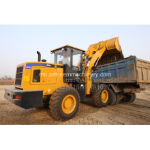 SEM630B Wheel Loader With Log Gripper