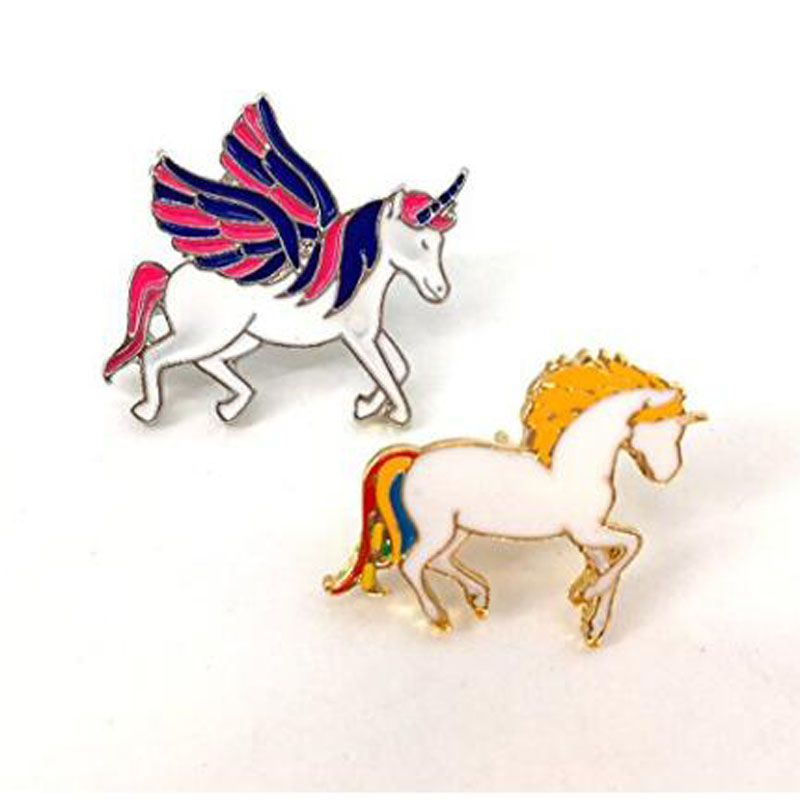 Cute Cartoon Brooches Lapel Pins