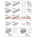 Solar Energy Bracket Cold Bended Z Lip Channel Roll Forming Making Machine Swiss