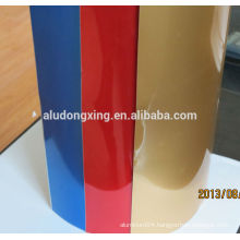 0.5mm Color painting aluminum coil for roofing sheet