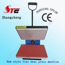 Heat Press Transfer Machine T-Shirt Printing Machine Flat Heat Press Machine for Sales Stc-SD09