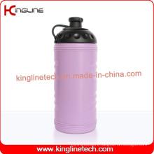 Plastic Sport Water Bottle, Plastic Sport Bottle, 600ml Sports Water Bottle (KL-6608)
