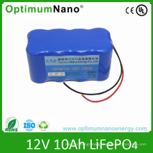 Lithium Battery for UPS 12V 10ah