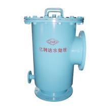 O tipo ANSI da cesta flangeou filtro para a indústria química petroquímica