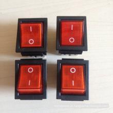 Interruptores de balancim elétricos de alta qualidade