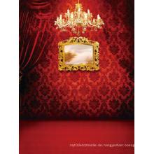 BJD Wallpaper gemustert mit roten Fotografie-Einstellungen y2574