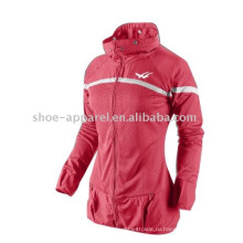 Новый дизайн ветрозащитный спорт 2014 женская куртка,ветровка