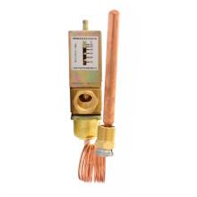 Temperaturregelung Wasserdurchflussventil