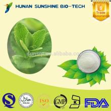2015 Edulcorante de materias primas para alimentos y bebidas Polvo de extracto de stevia