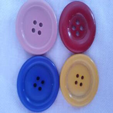 Colorful Resin Plastic Shirt Clothing Button