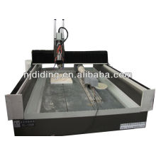 stone engraving machine with rotary device