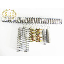 Custom Made High Quality Music Wire Stainless Steel Compression Springs (SLTH-CS-020)