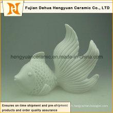 Custom Design Ceramic Fish for Home Decoration