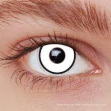 Weiße Kontaktlinsen Sharingan