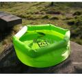 Outdoor Folding Camping Sink Washing Wash Basin Bucket Hiking