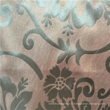 Tissu en rideau en jacquard en tissu rideau rideau Blackout 2016