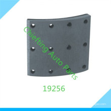 Truck part 19256 19260 683016 for DAF heavy truck brake lining