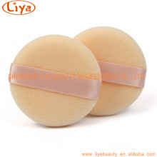 High Quality Flocked Powder Puffs Wholesale