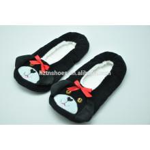 Wholesale animal slipper winter lady slipper for girls