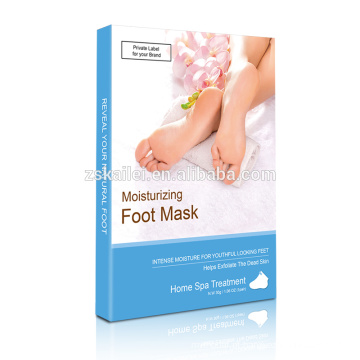 máscara nutritiva do pé da alta qualidade venda