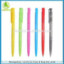 Moins cher personnalisé ball stylo promotionnel de OEM