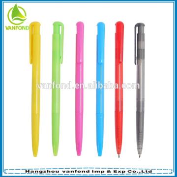Billigste benutzerdefinierte OEM Werbe Kugelschreiber ball