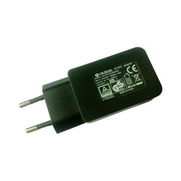 5V 2000mA UE Enchufe el cargador de la tableta USB