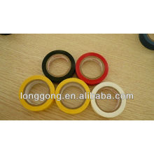 envirenmental colorful A grade pvc insulation tape