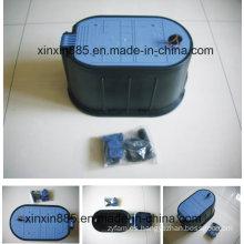 Caja de metro de agua de plástico // Caja de metro de agua de nylon