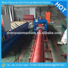 Rodillo de la cresta que forma la máquina, máquina de la azotea, máquina del canto del tejado