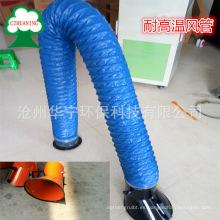 brazo de la función superior de la venta de Alibaba para el colector de polvo y el extractor del humo de la soldadura