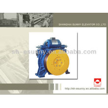Elevator Gearless Traction Machine Elevator Parts 630-800kg