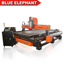 High standard ele1530 industrial cnc router 4 axis
