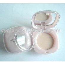 cosméticos compacta em pó