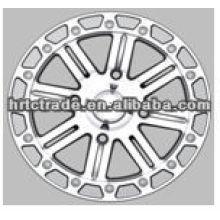new fashion black chinese replica alloy wheel