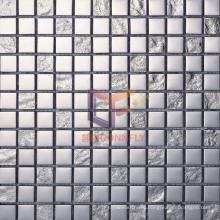 Sliver Titanium Glass Mosaic (TC320)