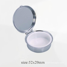 High Quality Stainless Silver Metal Box (BOX-26)