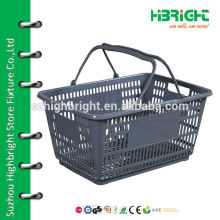 Walmart shopping basket plastic basket