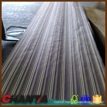 Linyi cheap price 4X8 0.3mm decorative Engineered sliced wood veneer