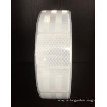 Micro Prism White Retro Reflective Tape