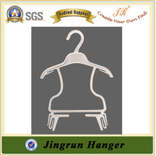 Reliable Quality Display Hanger Lovely White Plastic Kid Hanger