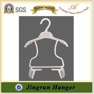 Reliable Quality Display Hanger Lovely White Plastic Kid Hanger