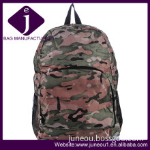 Wholesale Outdoor Travel Camouflage Backpack Bag Fashion Military Backpack Bp005