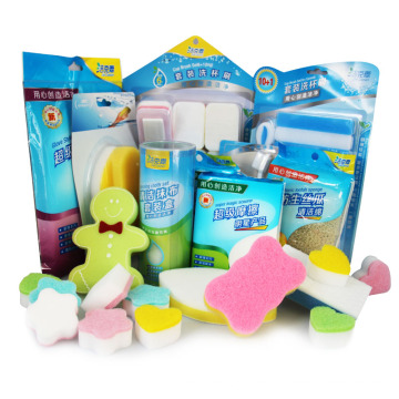 Jieclean Series Packaged Productos de limpieza