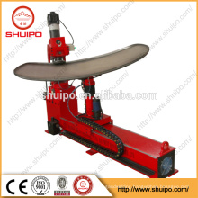 Elliptical Head Shear & Flanging Machine For Sale