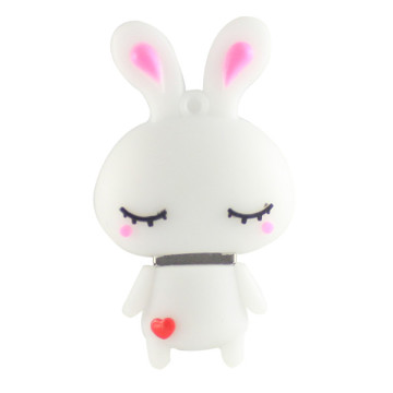 Cute Rabbit Cheap Novidade Usb Flash Drives